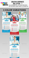 Corporate Roll-up Banner Vol 1