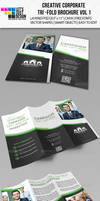 Creative Corporate Brochure Vol 1 by jasonmendes