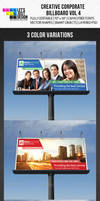 Creative Corporate Billboard Vol 4 by jasonmendes