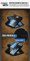 Creative Business Card Vol 3 by jasonmendes