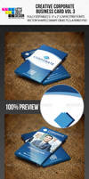 Creative Corproate Business Card Vol 6 by jasonmendes
