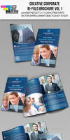 Corporate BiFold Brochure Vol 1 by jasonmendes