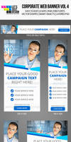 Corporate Web Banner Vol 4