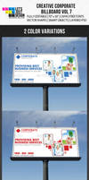 Corporate Billboard Banner Vol 7