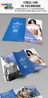 Creative Corporate Tri-Fold Brochure Vol 7
