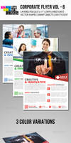Corporate Flyer Template Vol 6