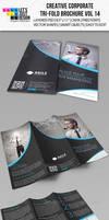Creative Corporate Tri-Fold Brochure Vol 14