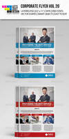 Corporate Flyer Template Vol 20