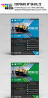 Corporate Flyer Template Vol 22