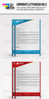 Corporate Letterhead Vol 5