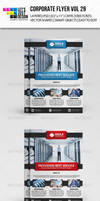 Corporate Flyer Template Vol 29