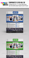 Corporate Flyer Template Vol 30