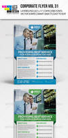 Corporate Flyer Template Vol 31
