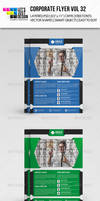 Creative Corporate Tri-Fold Brochure Vol 24