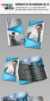 Creative Corporate Bi-Fold Brochure Vol 25