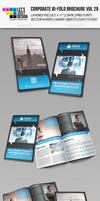 Creative Corporate Bi-Fold Brochure Vol 29
