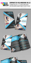 Creative Corporate Bi-Fold Brochure Vol 32 by jasonmendes