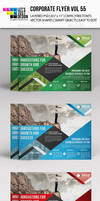 Corporate Flyer Template Vol 55 by jasonmendes