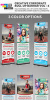 Corporate Roll-up Banner Vol 6 by jasonmendes