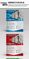 A4 Corporate Flyer Template Vol 56 by jasonmendes