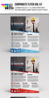 Corporate Flyer Template Vol 57 by jasonmendes