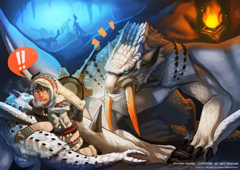 Monster Hunter - whoops !