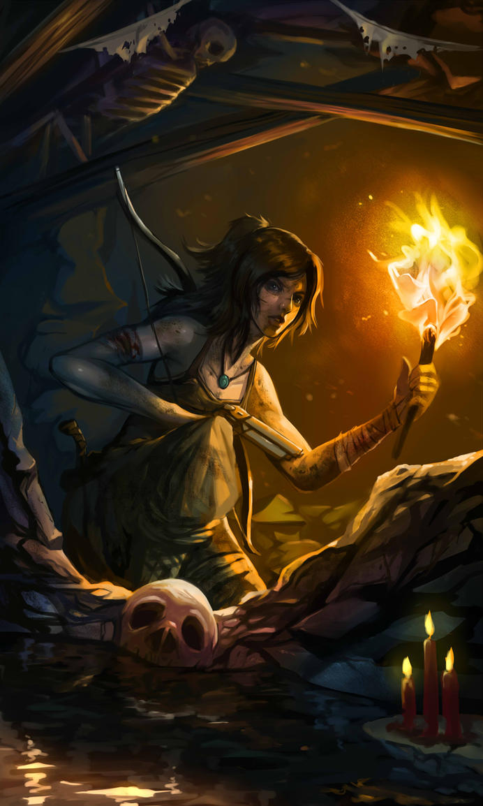 Tomb Raider by es-jeruk