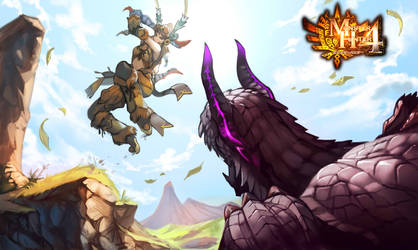 MH4 : New Hunting Season by es-jeruk