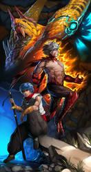 Breath of Fire IV - Ryu
