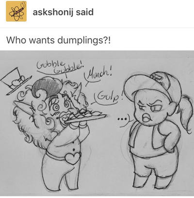 RIP Dumplings by RingleaderRio-Rio