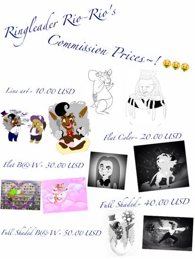 COMMISSION SHEET by RingleaderRio-Rio
