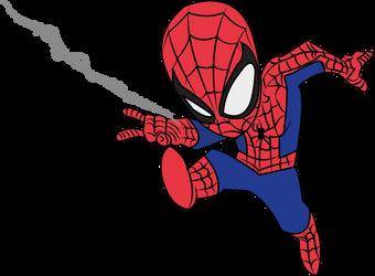 Spiderman by SAMUEL7702