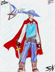 Assassin Blue: Blue