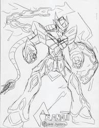 Aranaut + Battle Crasher by SilentNaga