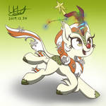 Christmas Autumn Blaze