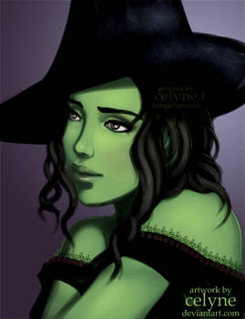 Elphaba: Am I That Girl?