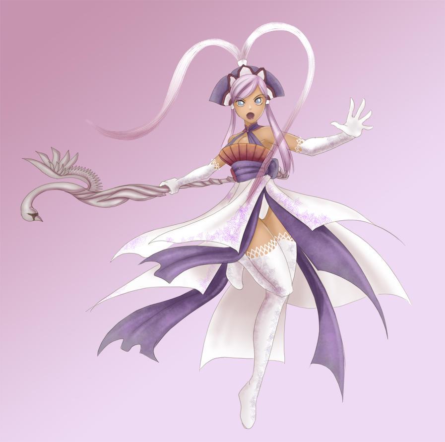 FEZ Sorceress by celyne