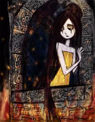 Mademoiselle Noir: A Tragedy by celyne