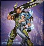 Atlas Reactor: Titus and Celeste