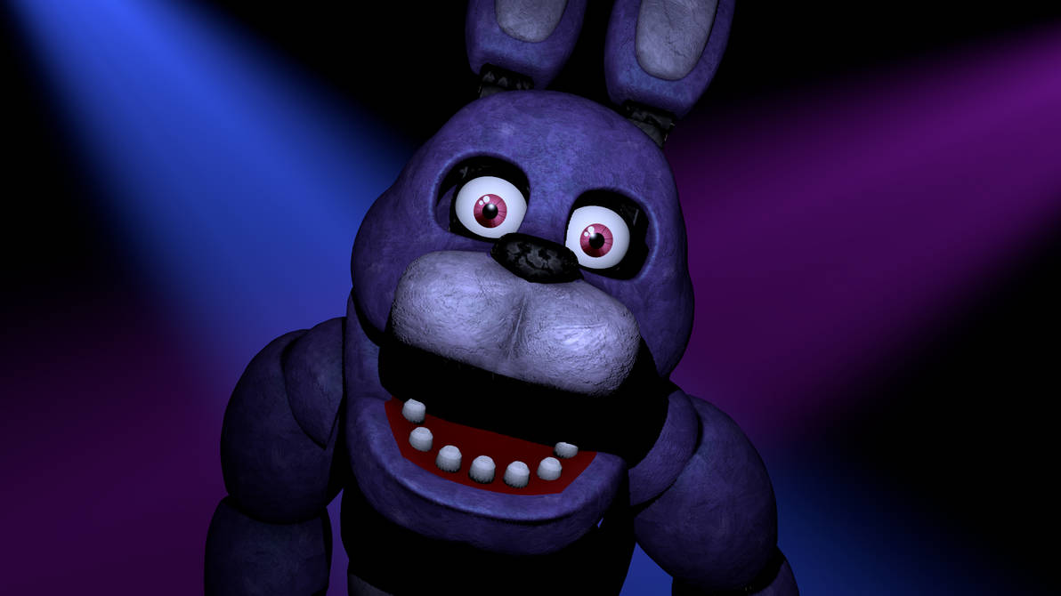 Bonnie the rabbit Jumpscare remake by ThePirateCoveMan on
