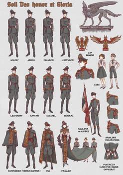 Nazy uniforms - part II