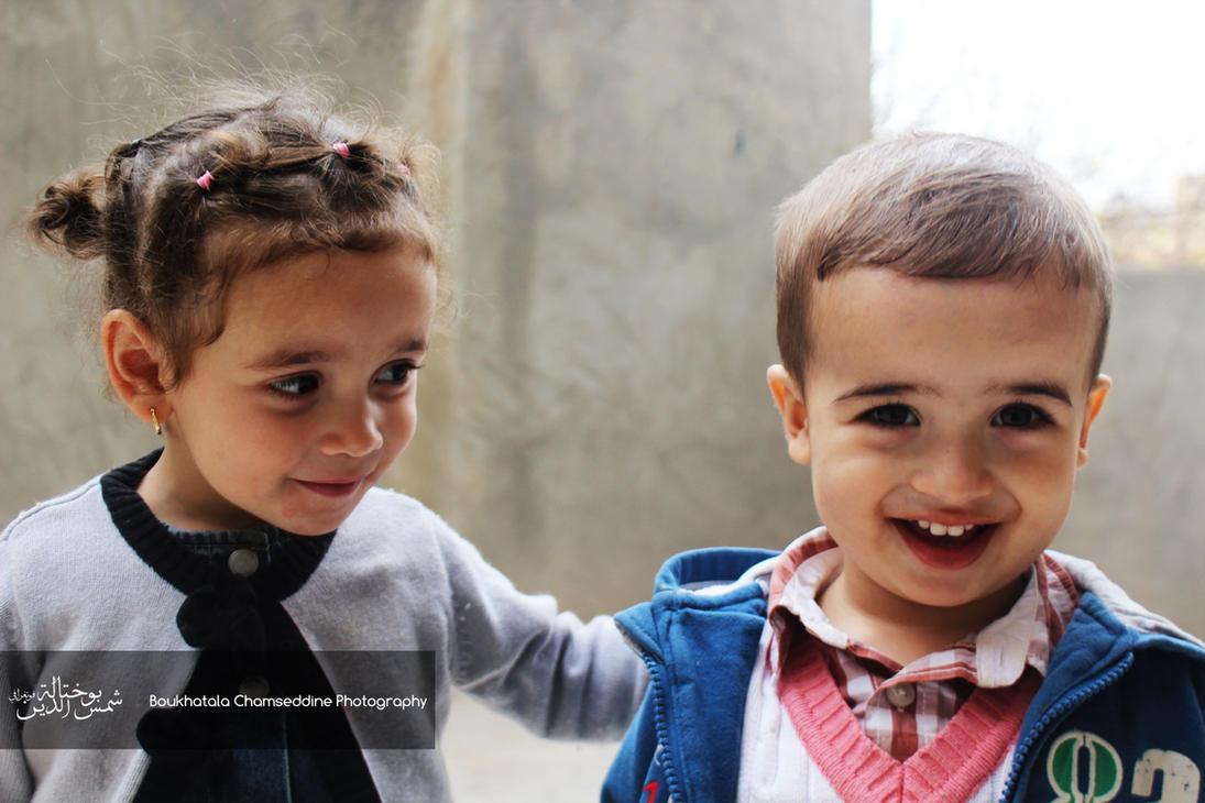 kids by boukhatala
