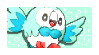 STAMP: shiny rowlet by mamicifer