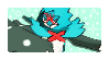 STAMP: shiny decidueye by mamicifer