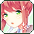 icon: monika by mamicifer