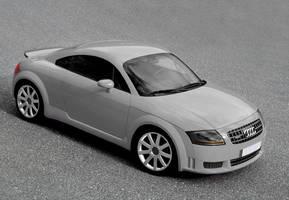 Audi TT by Zelras