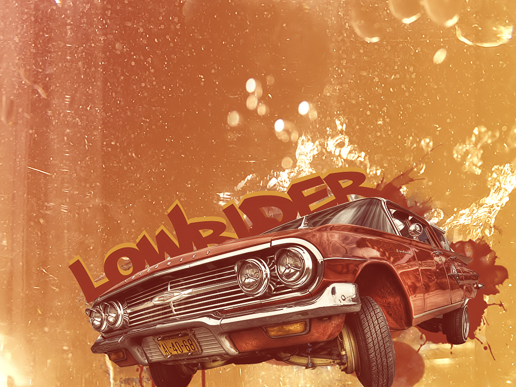 lowrider car wallpaper by onemicgfx on deviantart