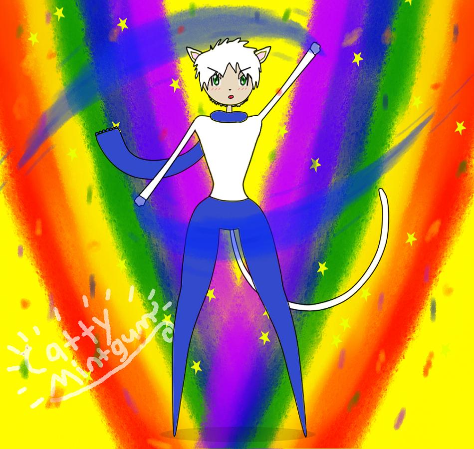 Warriors Of The Rainbow Watch Online: The Rainbow Warrior By Catty-Mintgum On DeviantArt