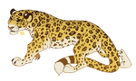 Keith the Leopardess [Commission]