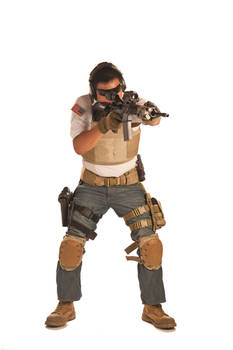 PMC Rifle Up (PSD kit)
